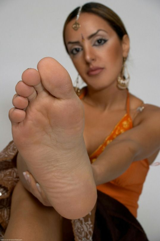 and face Soles
