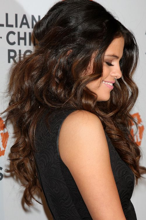 Selena Gomez Hair 2014 2 Selena Gomez Hair Thick Hair Styles Ombre Hair Blonde