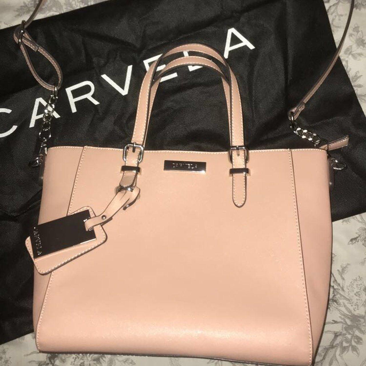 c4f1b10f9298 Brand new Kurt Geiger Carvella bag in a nude pink colour. is - Depop