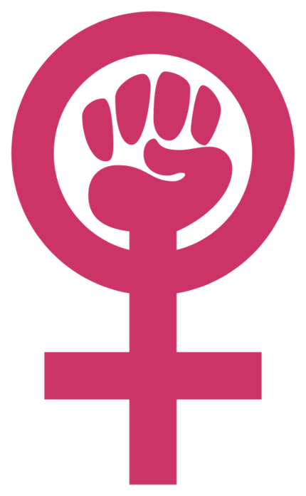 Image result for feminist power symbol