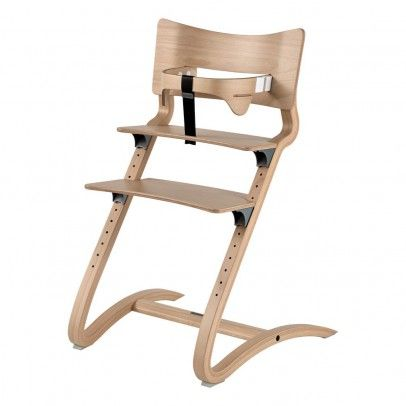Leander Natural High Chair `One size Adapted to the age and needs of the child., Depth of security harness is adjustable without tools., The security harness gives lateral support., Adjustable seat height and foot rest., Adjustable back  http://www.MightGet.com/january-2017-13/leander-natural-high-chair-one-size.asp