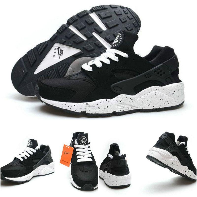 new style c7eeb c2123 ... new zealand best modem huaraches 2016 latest running shoes male and female  nike air huarache black