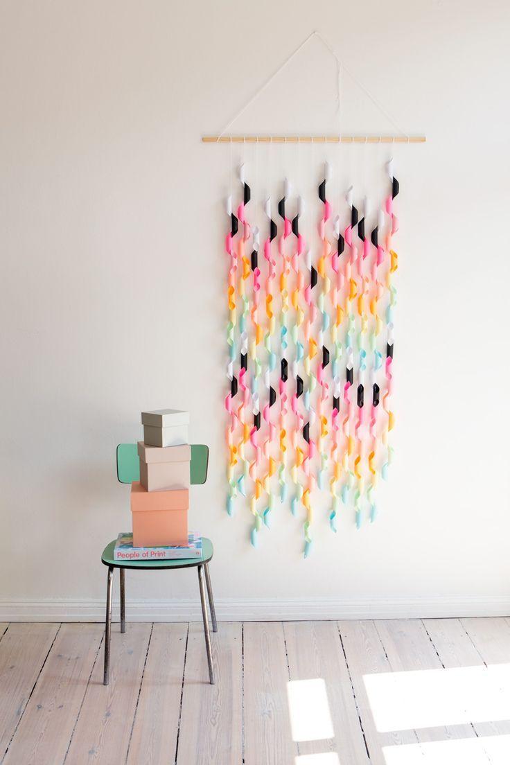 Cannoli-Vorhang   Vorhänge, Fleissig und Partyideen
