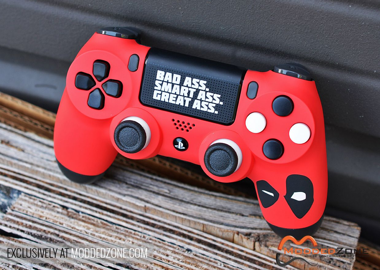 Moddedzone Custom Modded Controllers For Xbox One X Xbox One Elite Ps4 Ps5 And Nintendo Switch Moddedzone Ps4 Controller Ps4 Controller Custom Video Games Ps4