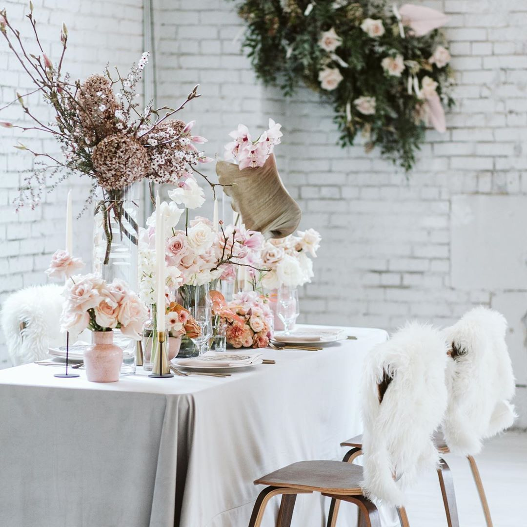 Wedding Decor 101: The 101 Event Center Located At 101 South Jackson Street