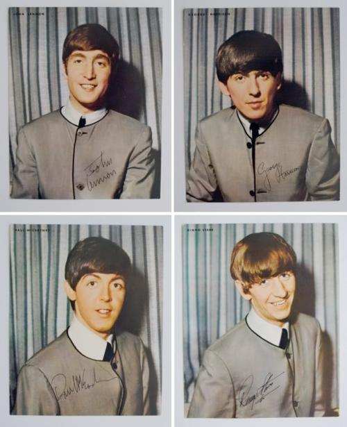 ¿Qué pasa con los Beatles?