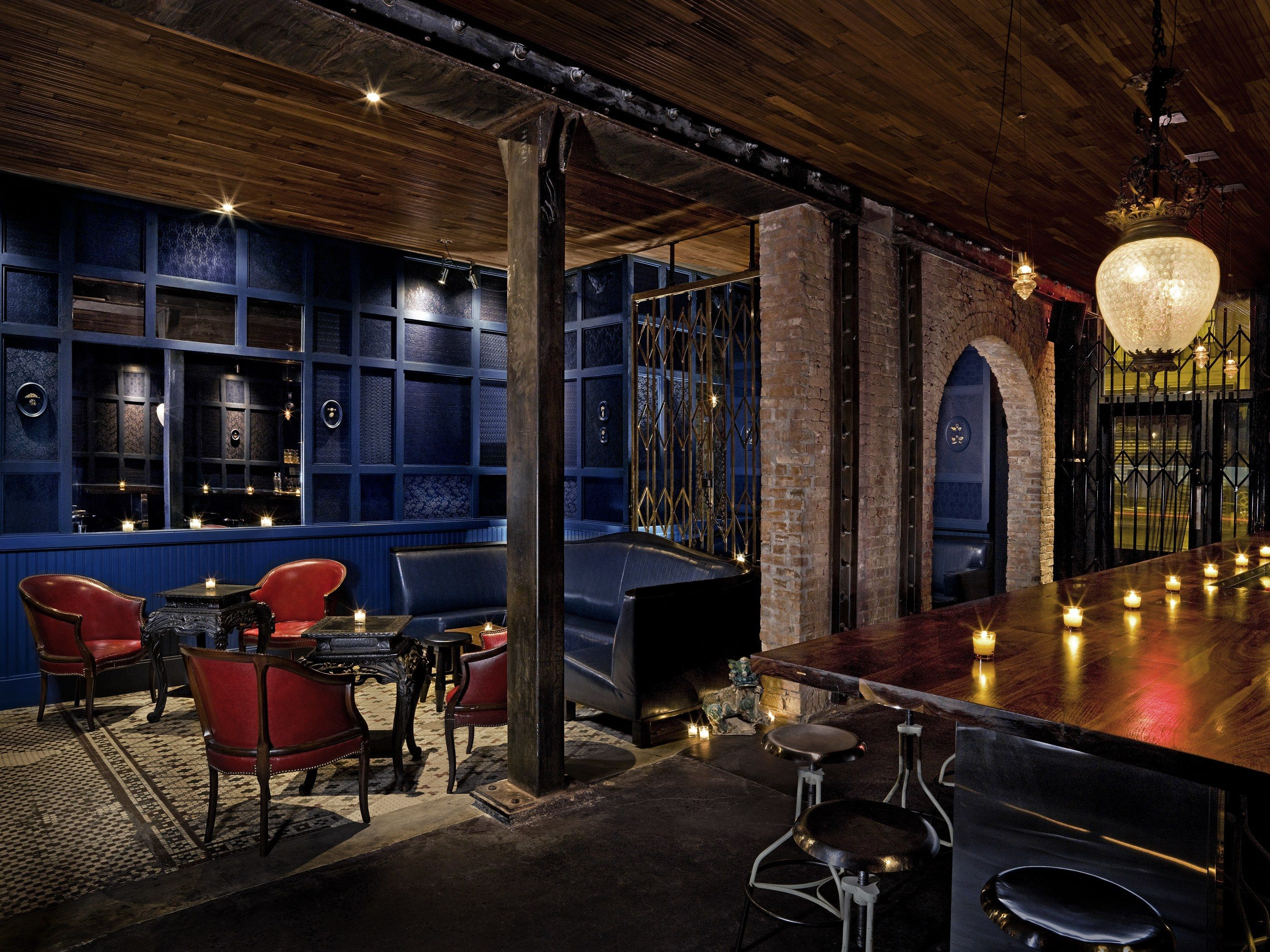 15 Chic New York City Bars for Design Lovers | Architectural digest ...