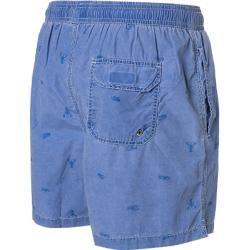 Barbour Bade-Short Herren, Mikrofaser, blau Barbour #outfitswithshorts