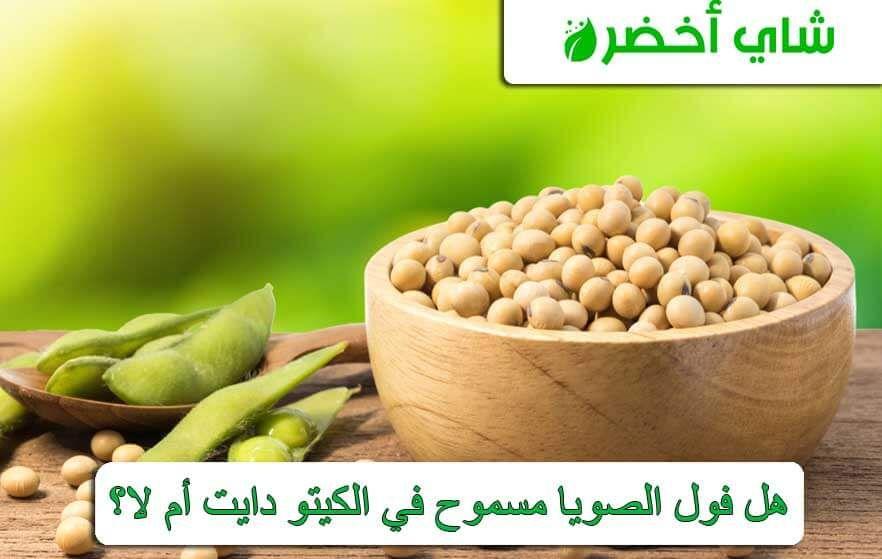 هل فول الصويا مسموح في الكيتو دايت أم لا Soybean Vegetables Food