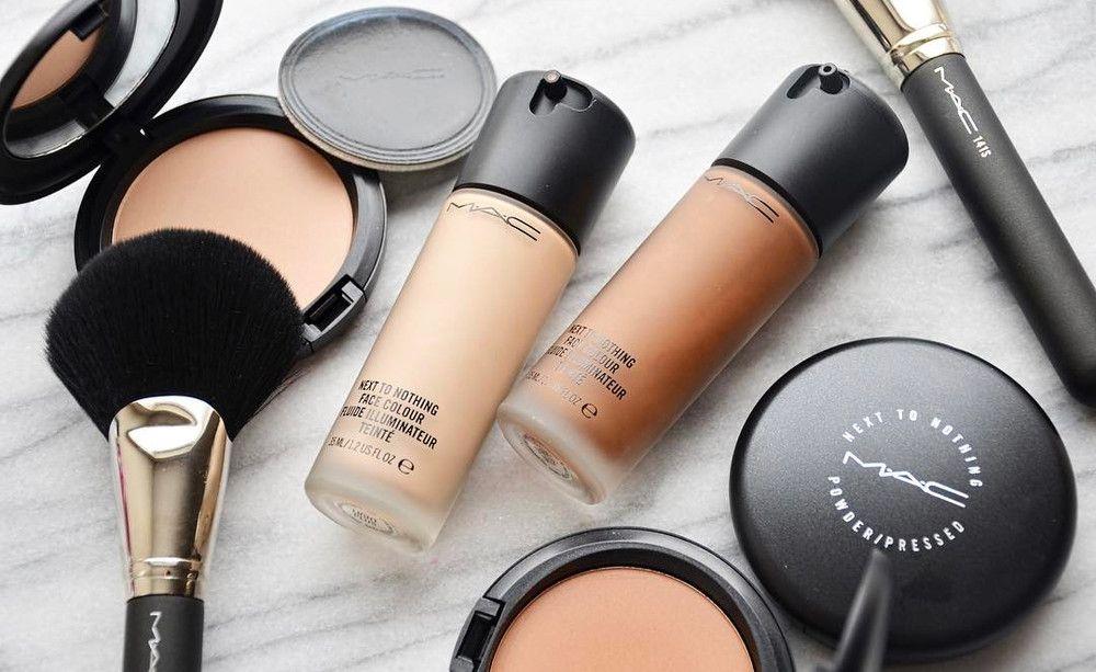 Kosmetik Von Mac