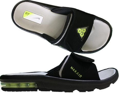 sports shoes 016e9 fcc69 ... Nike Air Moray 2 ACG Slide Mens Flip Flops 363131-003 ...