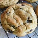 How to Bake Cookies at HIGH ALTITUDE- these are really good cookies, but I do have a few changes to make for better cookies. Instead of 3/4 cup of both sugars, put in 1 cup of brown and 1/2 cup of white. Only add 2 and 3/4 cups of flour and bake at 350 for 11 minutes. That will make a most perfect chocolate chip cookie!