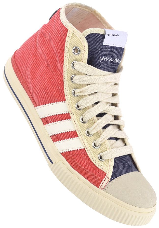 55074d1f689 Adidas Originals Aditennis 39 High Tops | Footwear | Adidas sneakers ...