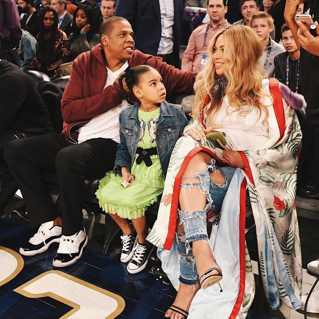 Jay Z in the Air Jordan 11 Low