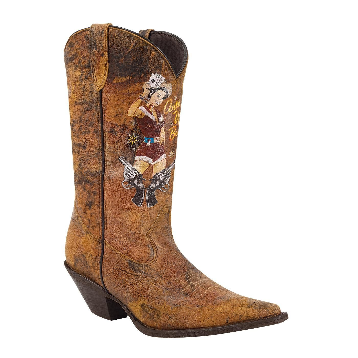 f710ffd80272 Crush by Durango Women s Pin Up Western Boot