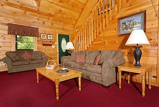 Relax In A Cabin In Pigeon Forge Tn With Fireside Chalets Call Today At Toll Free 1 877 774 4121 Pigeon Forge Cabins Small Hotel Cabin