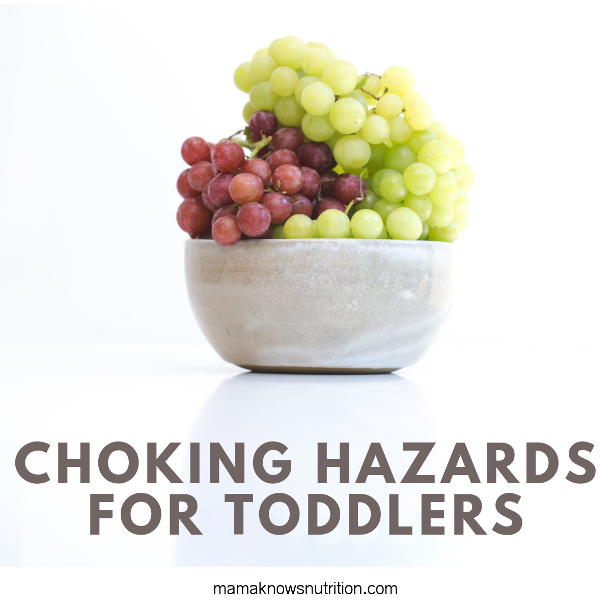 Which Foods are Choking Hazards for Toddlers