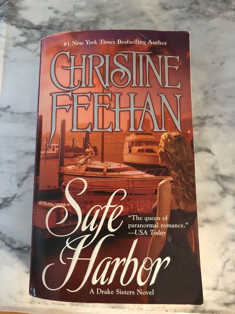 Details About Safe Harbor By Christine Feehan Books Or Poem Quotes