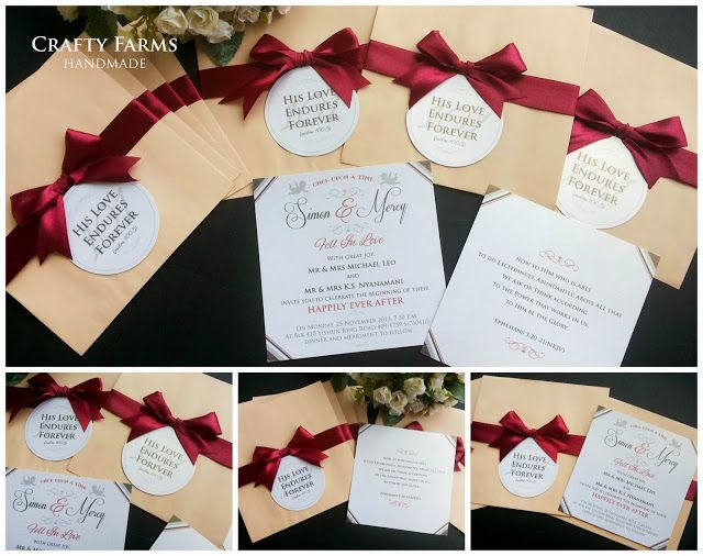 """Happily Ever After Wedding Invitations: Simple """"Happily Ever After"""" Fairytale Wedding Invitation"""