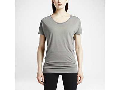 757c67fe Nike Dri-FIT Touch Club Boyfriend Women's Training T-Shirt   An Old ...