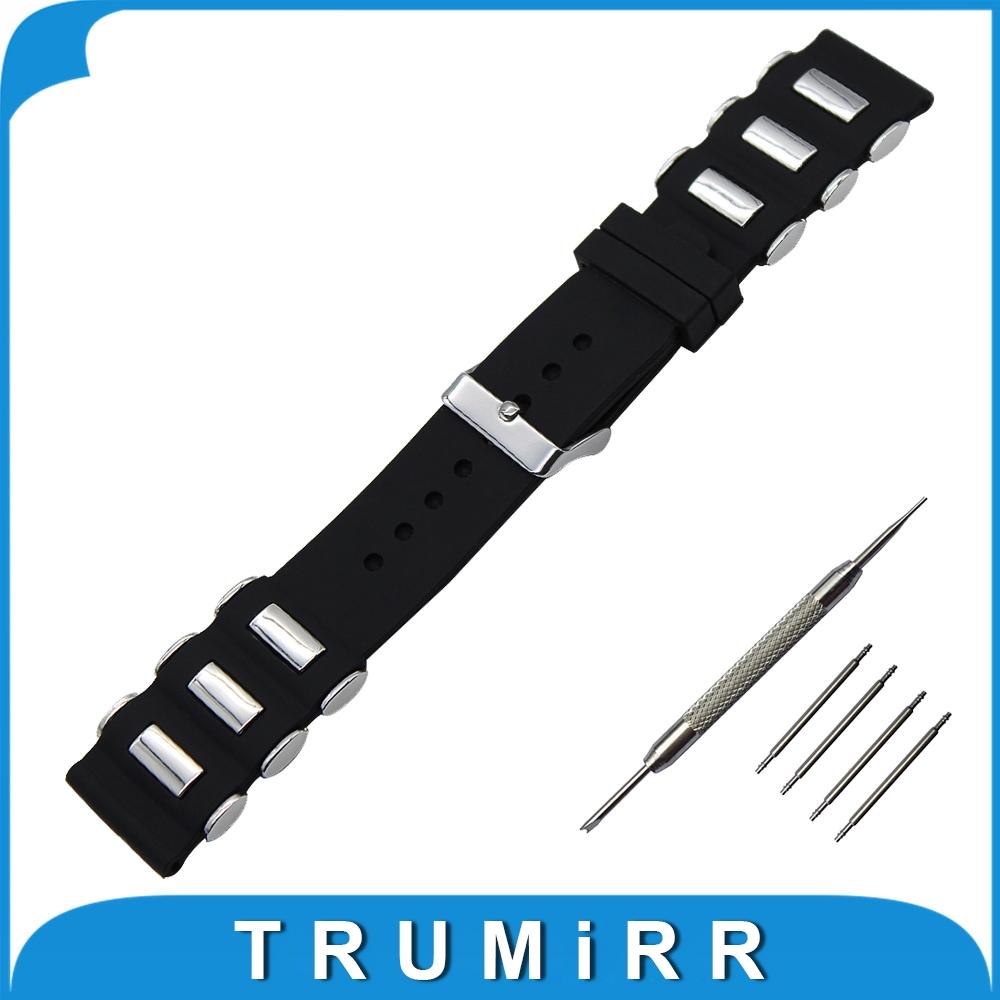 Rubber bracelet - universal accessory