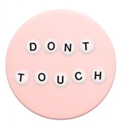 Popsocket dont touch  PopSockets  Pinterest