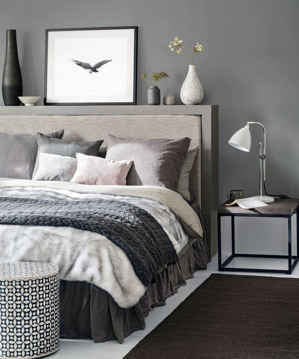 Bedrooms Decorating Ideas With Grey Walls Grey Bedroom Ideas Grey Bedroom Decorating Grey In 2020 Bedroom Inspiration Grey Grey Bedroom Colors Grey Bedroom Design