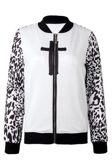 Fast Shipping World Wide Processing:1-2 Days Delivery:7-10 Days  Size Type:Regular Standard Size Size Available:XS,S,M Color:White Fabric:Polyester Style:Trendy Season:Spring Occassion:Daily Wear Package:A Piece of Jacket PLJ0481WH