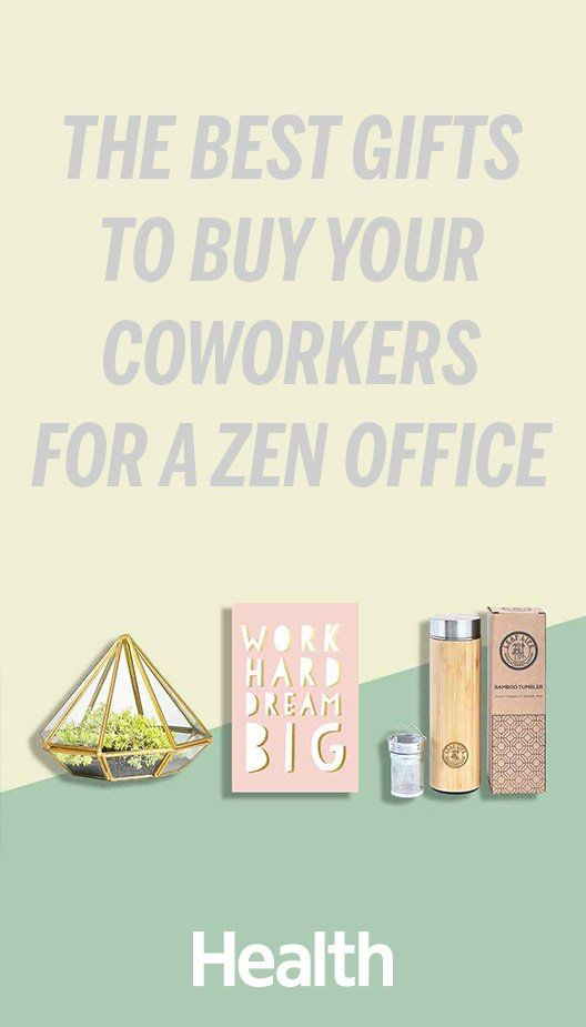 These Gifts Promote Good Office Vibes And Workplace Wellnessu2014plus, You Can  Get Them All On Amazon. #giftguide #holidays #christmas #shopping |  Health.com