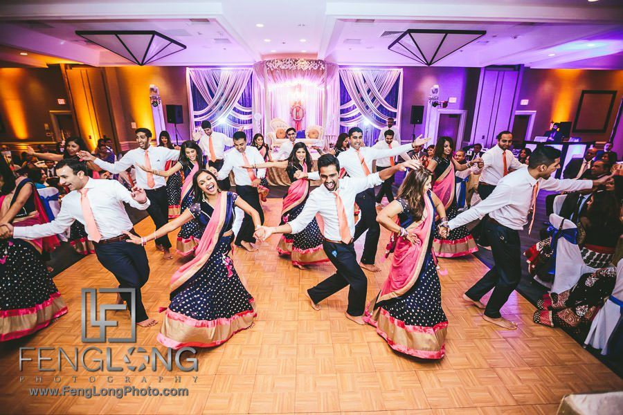 Cocoa Beach Destination Indian Ismaili Wedding Reception