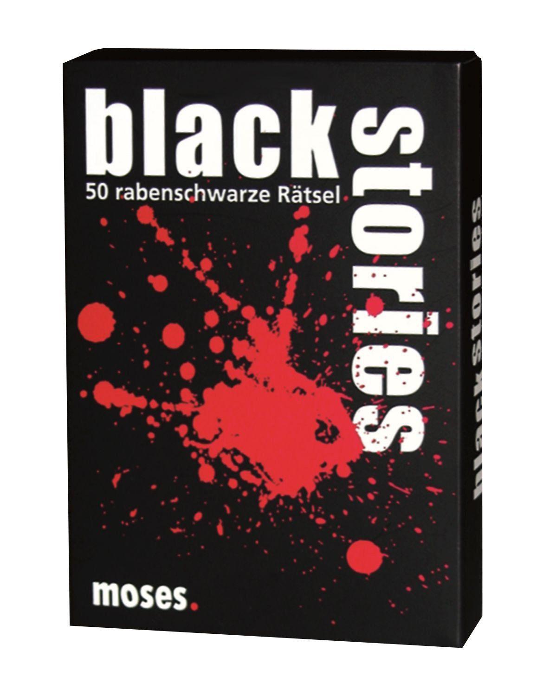 black stories 1 Karte spiel, Kartenspiel, Spiele