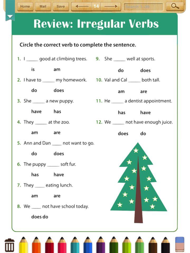 Image result for english grammar worksheets grade 3 | hjj ...