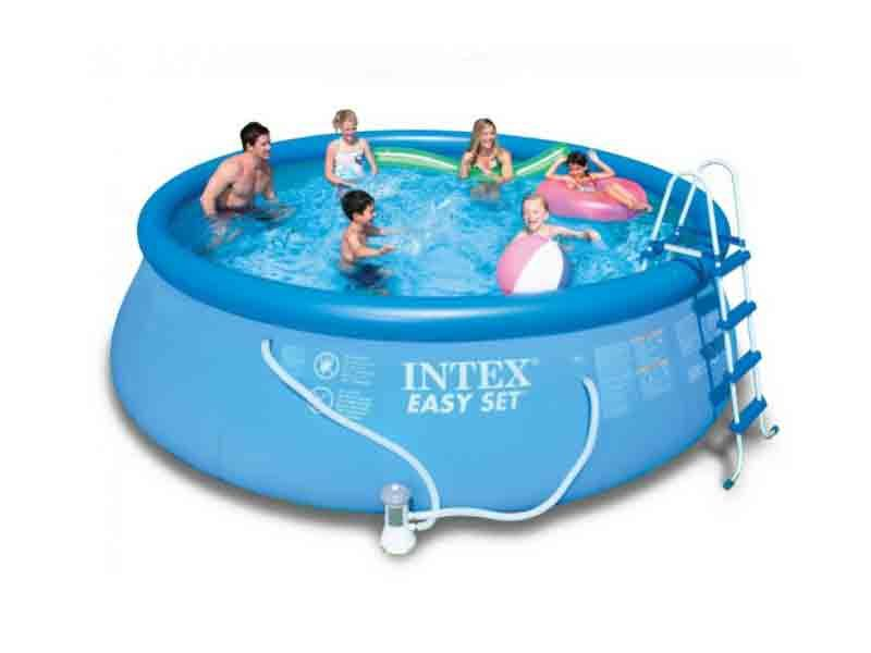 10 Feet Diameter Easy Setup Pool Kids Swimming India