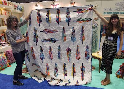 anna maria horner feather bed quilt, free pattern | quiltalicious ... : anna maria horner feather quilt - Adamdwight.com