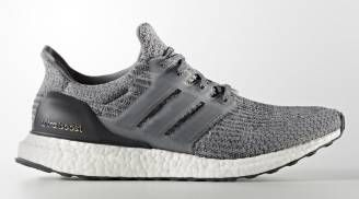 "Adidas Ultra Boost 3.0 ""Grey"" and ""Light Khaki/Trace Cargo"" are expected to release in Spring 2017:"