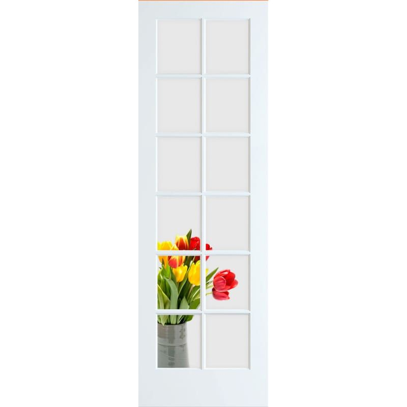 Frameport Cgl Pd 12l 8x1 1 2 Glass French Doors French Doors French Interior
