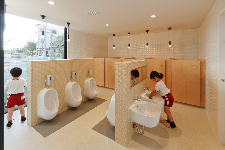 Gallery Of Oa Kindergarten Hibinosekkei Youji No Shiro