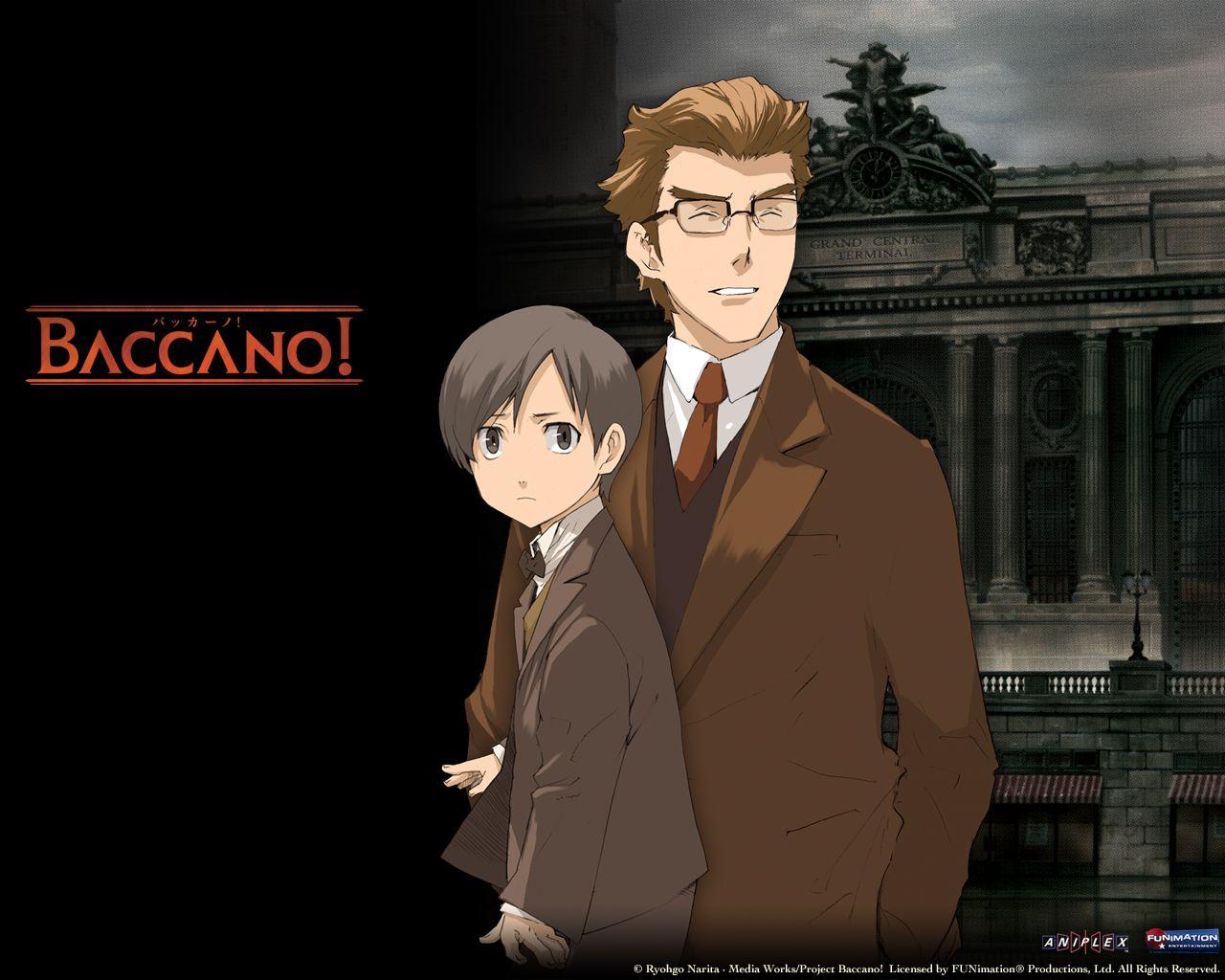 Baccano Desktop Wallpaper Maiza Czeslaw Meyer Baccano Anime Durarara