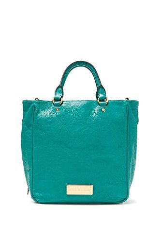 cdd1a97363f2 Marc By Marc Jacobs Washed up Convertible Tote in Island Green   Read more  at the image link.