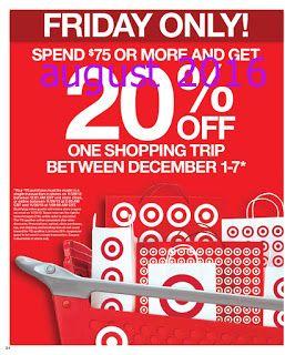 printable coupons target coupons
