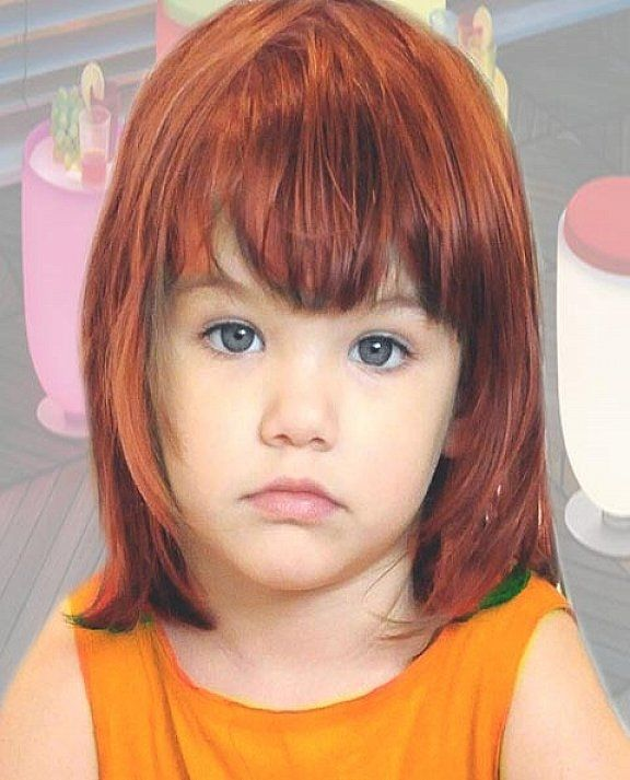 Short Hairstyles For Kids Short Hairstyles For Kids With Bangs For Your Mini Fashionista S ...