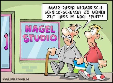 Nagelstudio Lustig