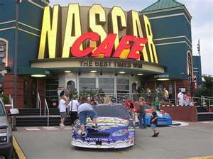 Nascar Cafe Myrtle Beach South Carolina What A Fun Place To Work And The Food Was Good Too This Is Where I Met My Husband