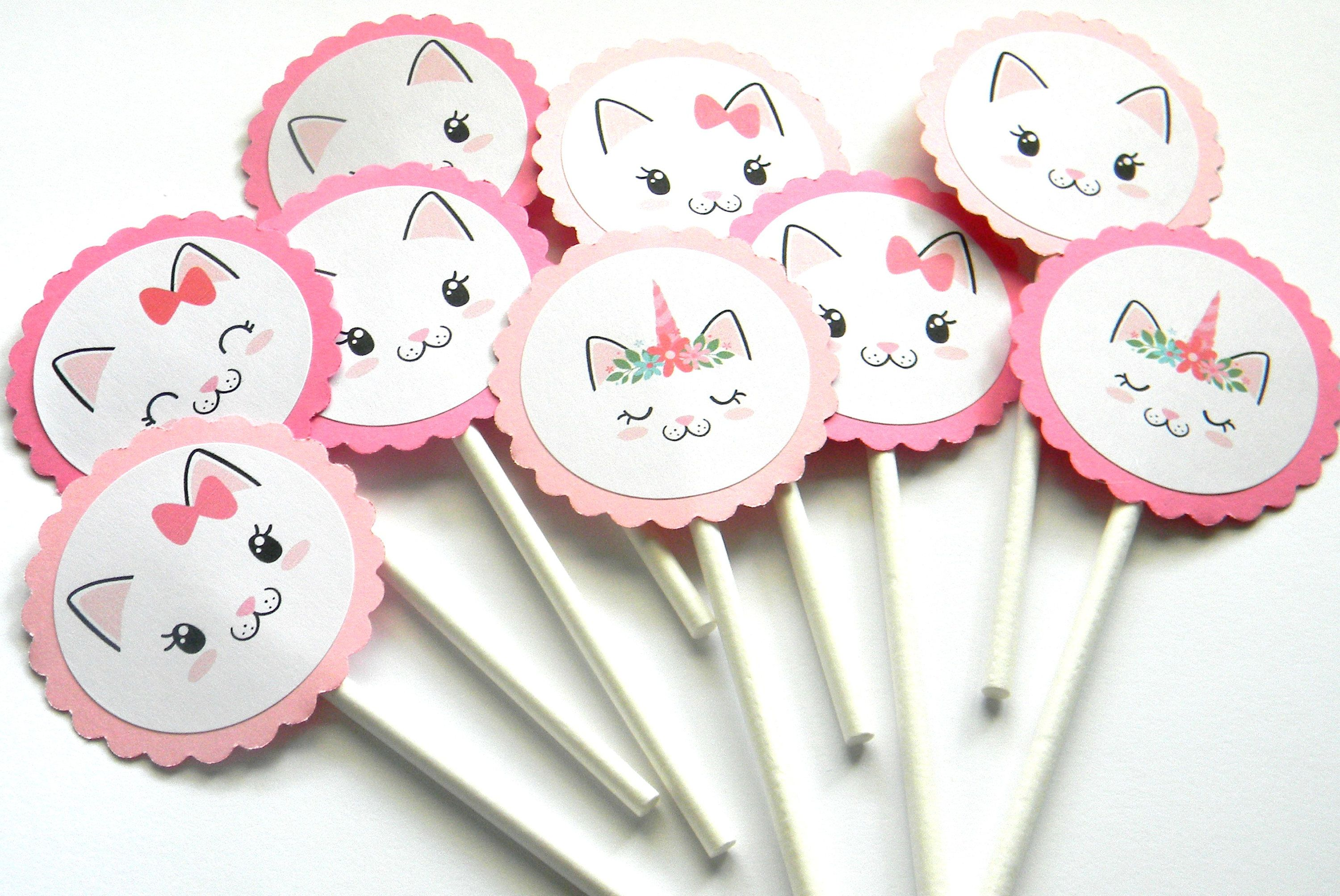 Image result for cat birthday theme