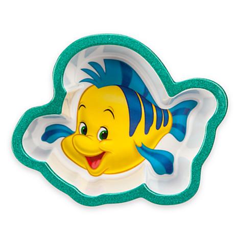 Disney Flounder Bowl Disney Store The Little Mermaid Disney Shop Disney Merchandise