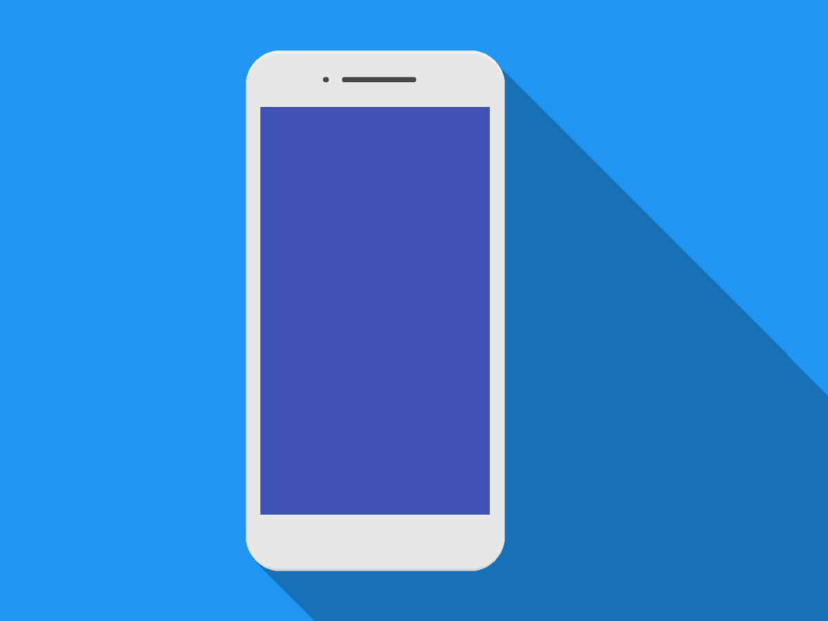 Phone Template | Material Design Products | Pinterest | Ux design ...
