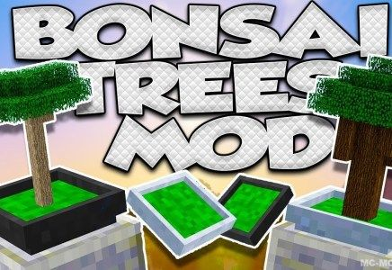Bonsai Trees Mod 1.13/1.12.2 in 2020 | Bonsai tree, Bonsai ...