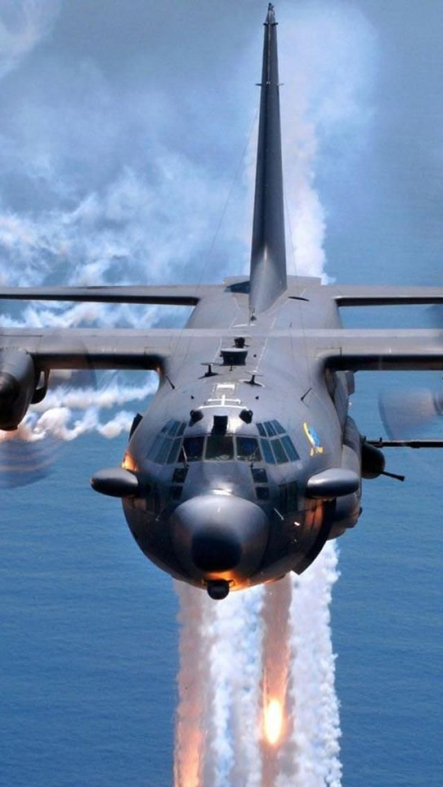 c 130 hercules deploy flares we rode in a c 17 all the way to