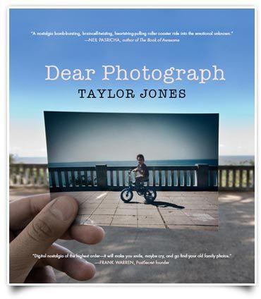 Dear Photograph the Book