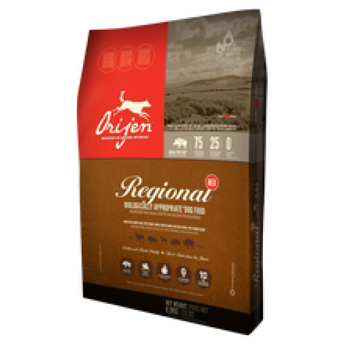 ORIJEN Regional Red 2,27 kg Dog food recipes, Dry dog